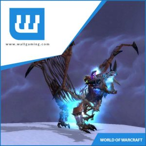 Wallgaming, Rênes de vainqueur couvegivre lié aux glaces, Gloire à l'écumeur de raids de la Couronne de glace, world of warcraft, boosting wow, montures wow, hauts-faits wow, world of warcraft legion, achat boost wow, battelnet wow, services gaming, boost wow france