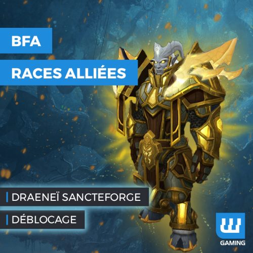 Boosting wow, wow, world of warcraft battle of azeroth, wow azeroth, wow races, wow races alliées, wow nouvelles races, world of warcraft battle of azeroth, wow legion, boost wow azeroth, wow battle, achat boosting wow, boosting draeneï sancteforge wow, wow draenei, wow race draenei, wow boosting battle of azeroth, commande wow battle of azeroth, achat wow battle of azeroth