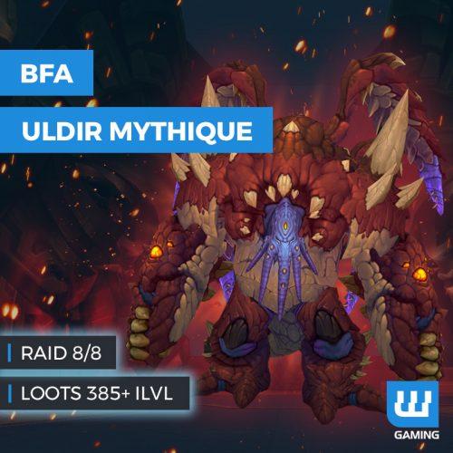 Raid uldir, wow uldir, wow bfa, world of warcraft raid bfa, raids bfa wow, uldir mythique, boost uldir, boosting uldir