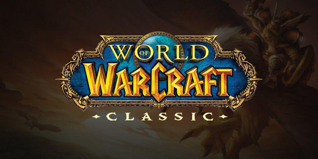 Retour en force du jeu World of Warcraft Classic