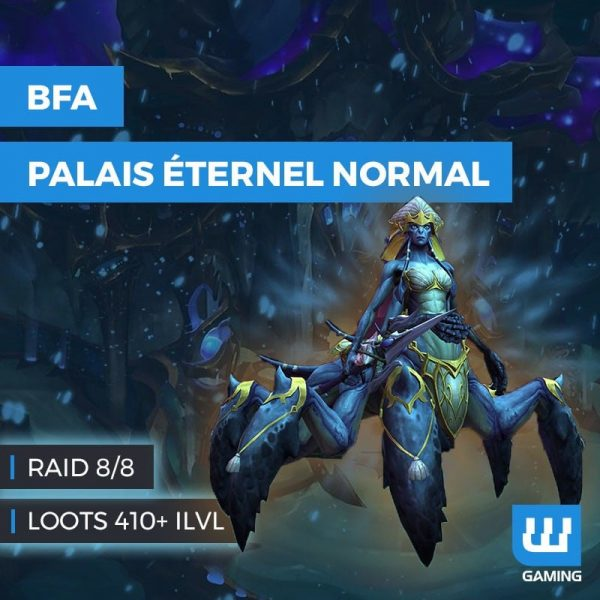 boost palais eternel normal wow