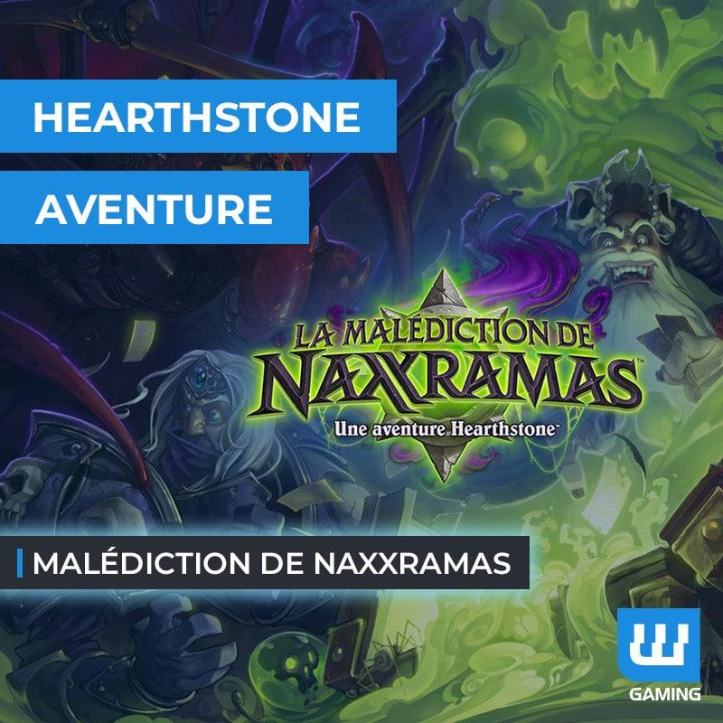 Boost La malédiction de Naxxramas