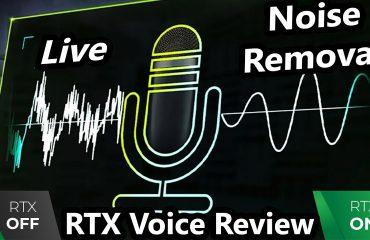 Rtx Voice Installation