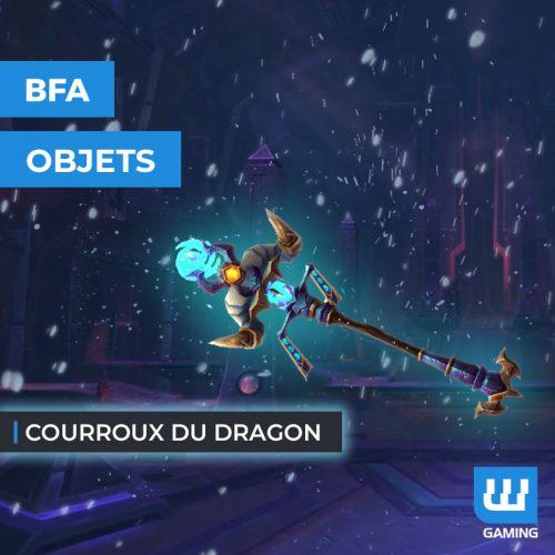 Achat Courroux du Dragon WoW BFA