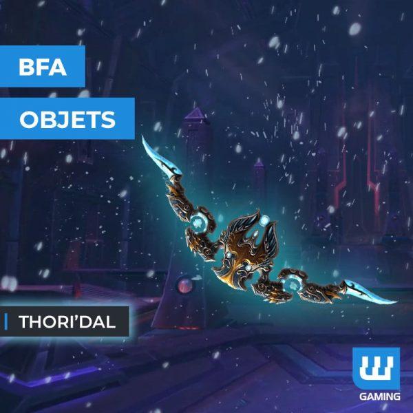 Thori'dal, la Fureur des étoiles