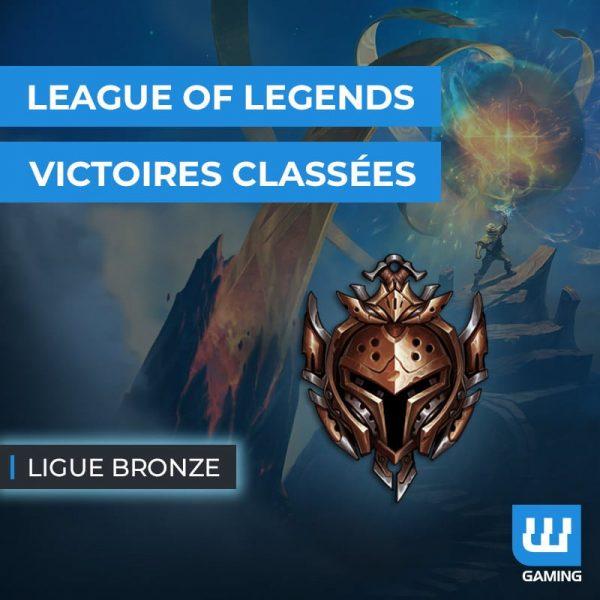 Victoires Classées Bronze