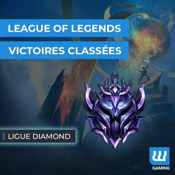 Boost Victoires Classées Diamond