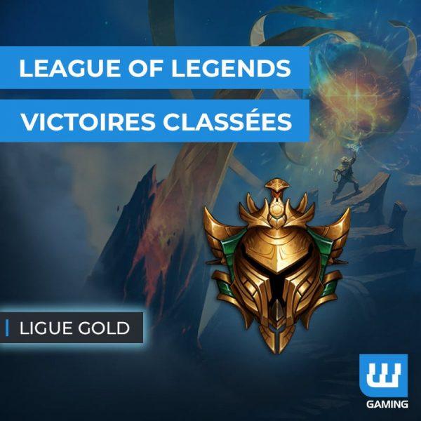 Boost Victoires Classées Gold
