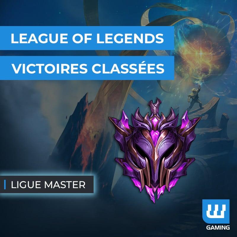 Boost Victoires Classées Master