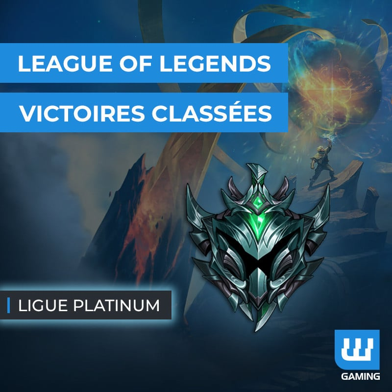 Boost Victoires Classées Platinum