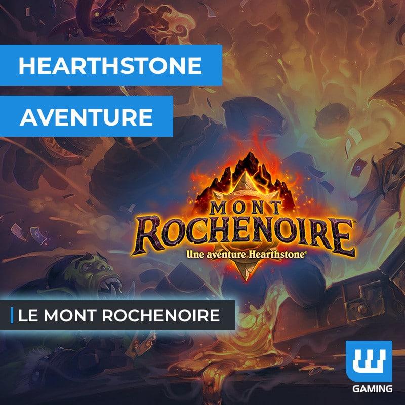 Boost Mont Rochenoire Hearthstone