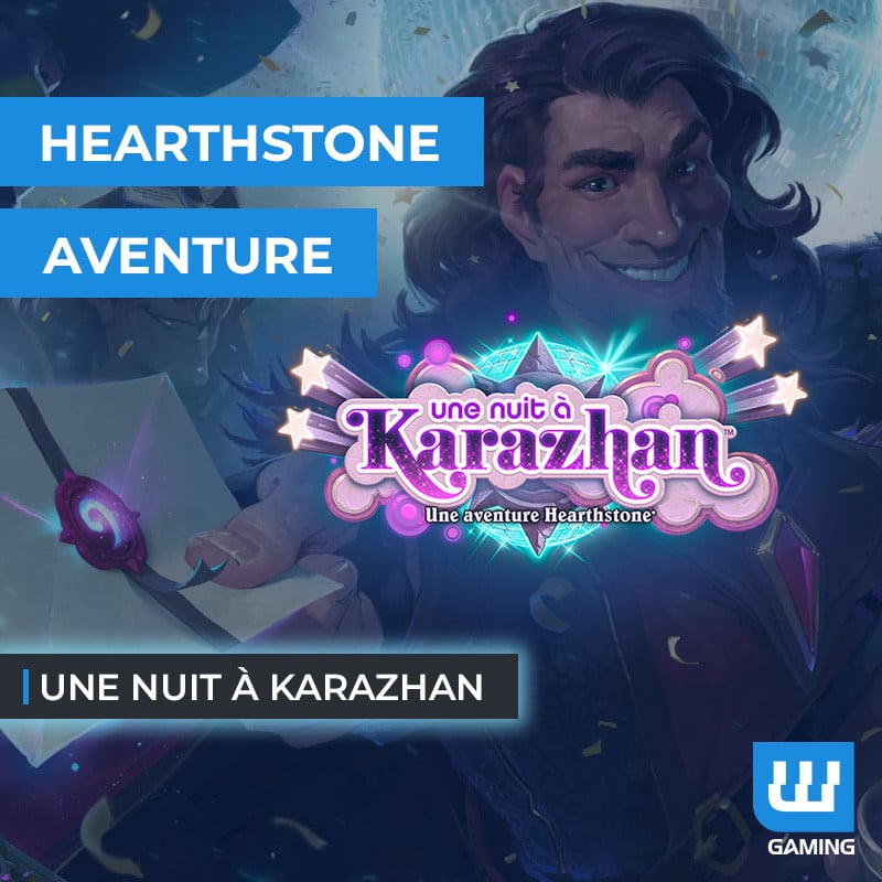 Boost Une Nuit à Karazhan Hearthstone