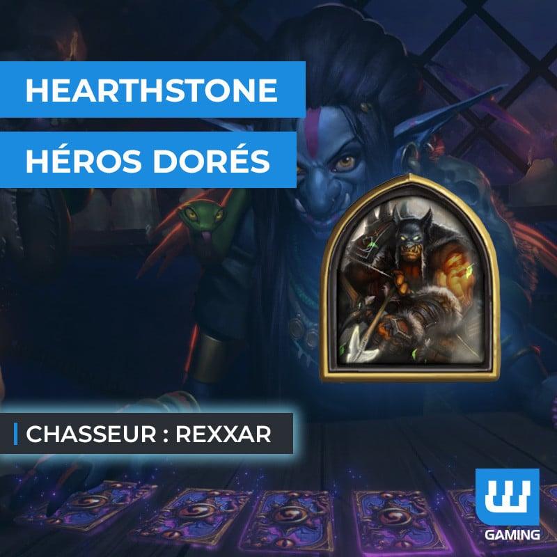 Boost Héros Doré (Chasseur)