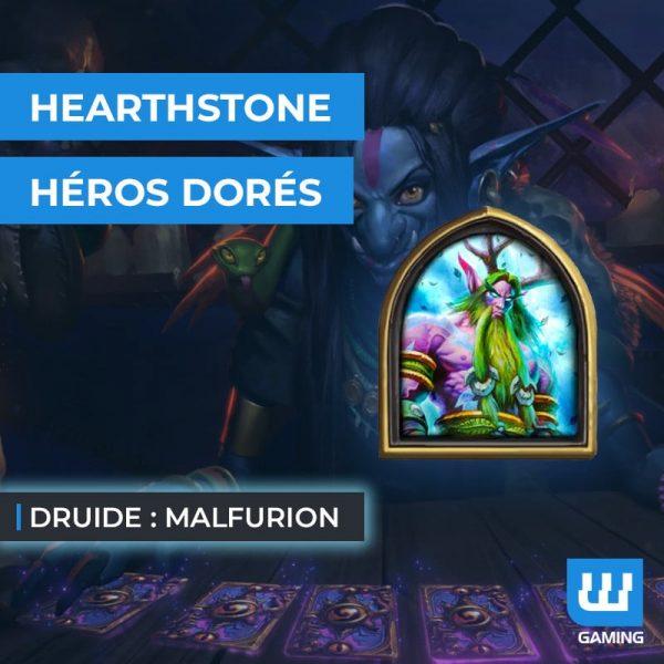 Boost Héros Doré (Druide)