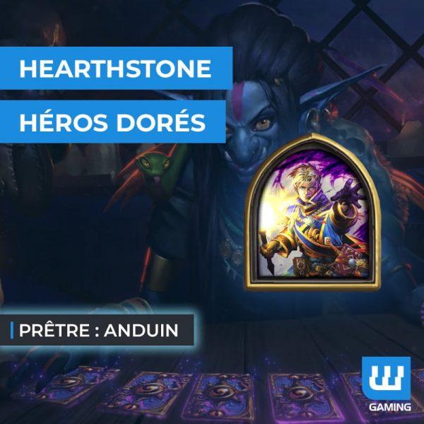 Boost Héros Doré (Prêtre)