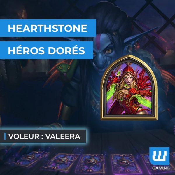 Boost Héros Doré (Voleur)