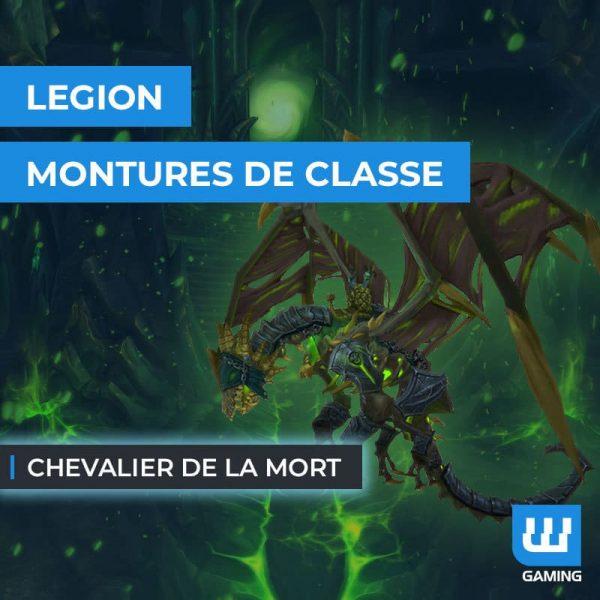 Monture de classe : Chevalier de la mort