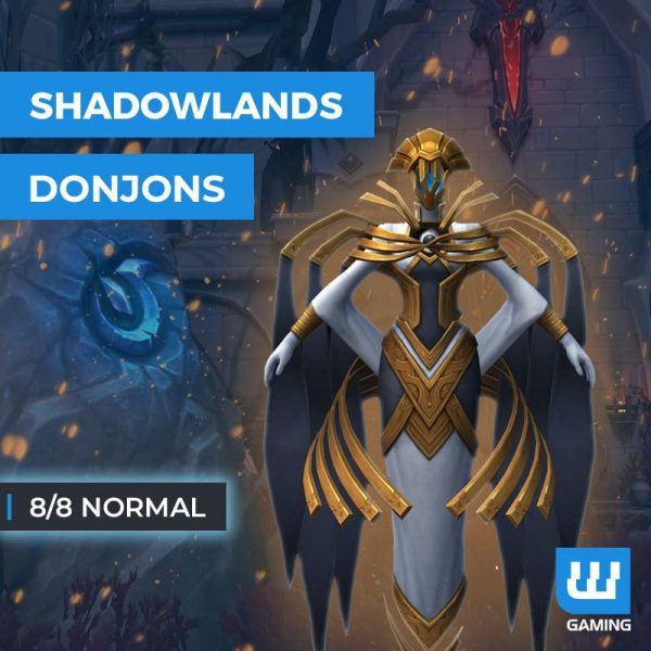 Boost Donjons 8/8 Normal WoW Shadowlands