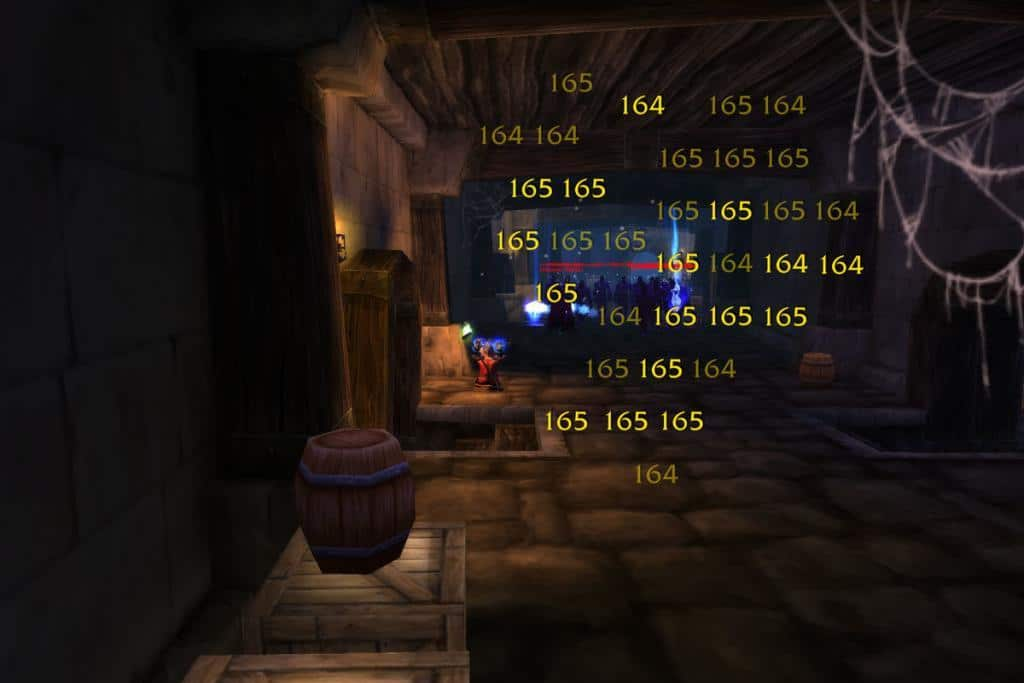 boosts donjons sur WoW Classic